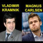 Carlsen&Kramnik