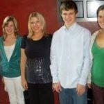 Carlsen,mom,Siblings