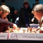 Carlsen&Karpov
